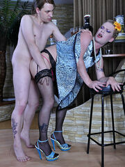 Jacob&Silvester stunning sissy gay sex